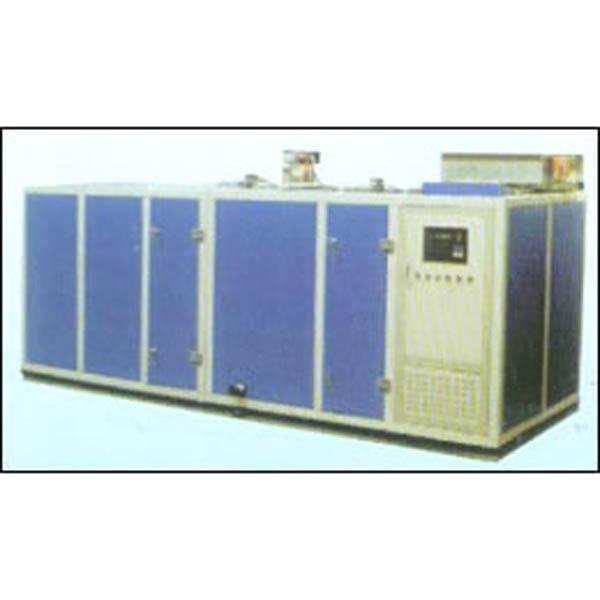 节能型全自动组合式空调机组(卧式)