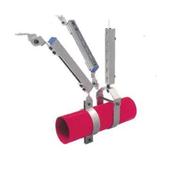 水管单管抗震支吊架2
