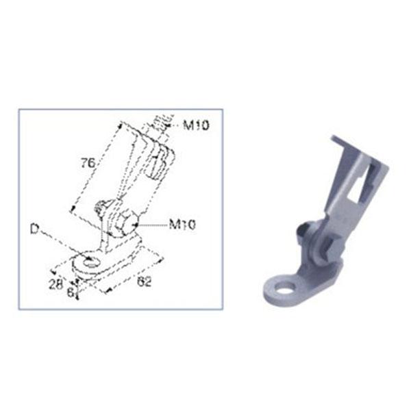 抗震螺杆连接件