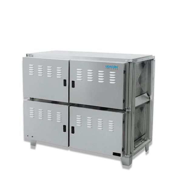 HD-DJ-A型静电动态复合净化器